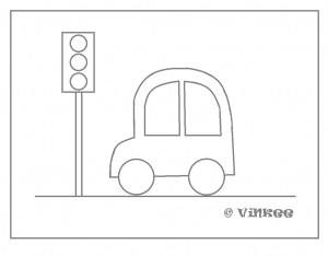 piirustuskuva pikkuauto png