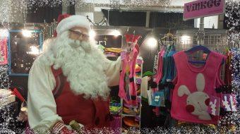 Joulunajan myyntitapahtumat