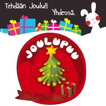 Tehdään lasten joulu yhdessä!